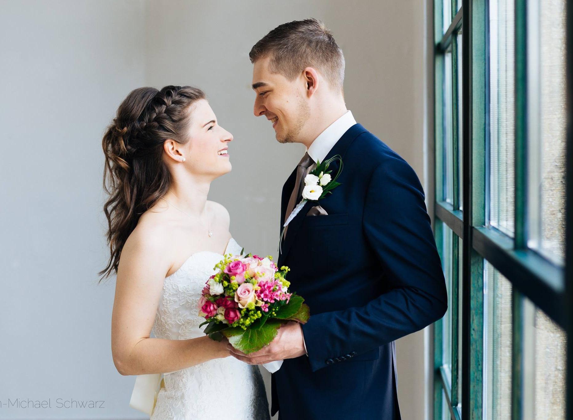 natürliche Hochzeitsbilder Rottweil